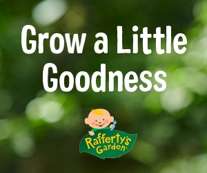 Rafferty's Garden Advertisement