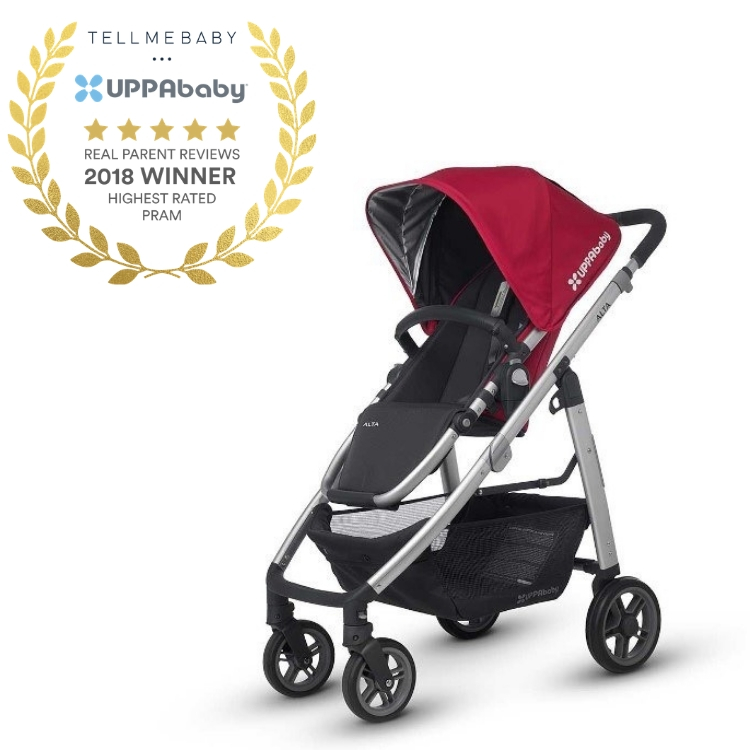 a4386609753c Uppababy Alta Stroller Reviews, Pram Opinions - Tell Me Baby