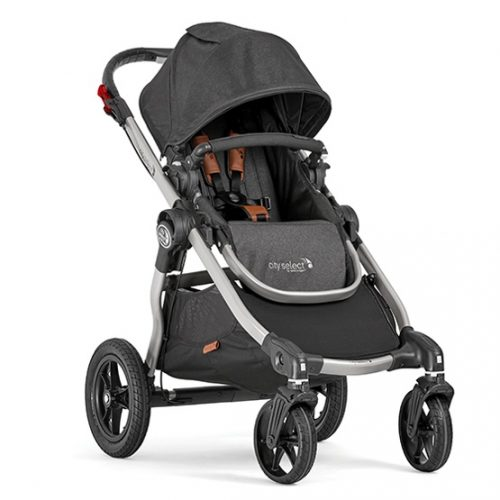 10th Anniversary Edition Baby Jogger City Select Hero