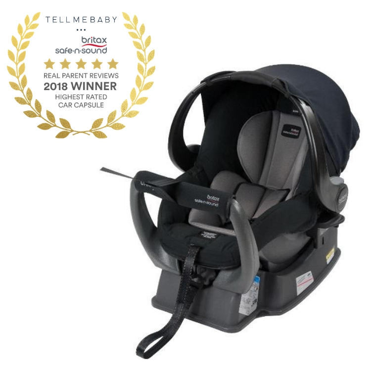 Britax Safe N Sound Unity Neos Baby Capsule Reviews - Tell
