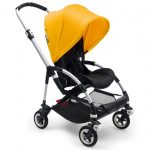 Sunrise Yellow Bugaboo Bee5 Pram