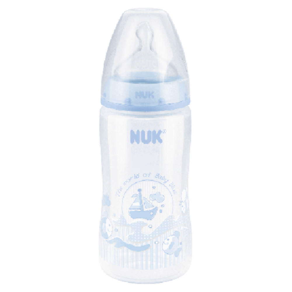 nuk first choice baby blue rose bottle reviews opinions tmb. Black Bedroom Furniture Sets. Home Design Ideas
