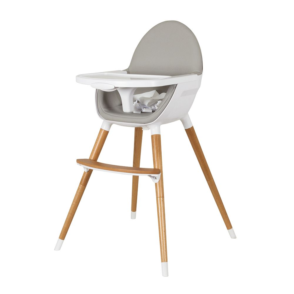 Childcare Pod Timber Highchair Reviews Feedback Tell Me Baby