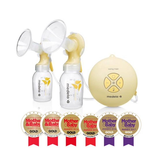 Medela Swing Maxi Double Electric Breast Pump Reviews -5006
