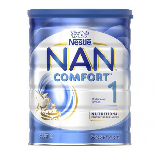 Nestlé NAN COMFORT 1 800g pack