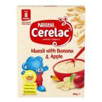 Nestlé CERELAC Muesli with Banana & Apple