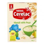 Nestlé CERELAC Muesli with Pear from 8 months 200g Pack