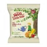Heinz Little Kids Mini Corn Cakes in a 40g snack pack