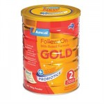 900g can of Amcal Gold Follow On with Probiotics Stage 2
