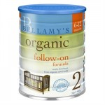 Bellamy's Organic Step 2 Follow On Formula 6-12 months 900g can
