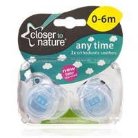 Tommee Tippee Closer to Nature Any Time Soother