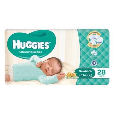 Huggies Ultra Dry Nappies