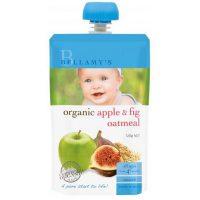 Bellamy's Organic Ready To Serve Baby Food 4m+