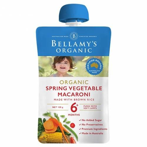 Bellamy's Organic Ready To Serve Pouches 6m+ | Reviews