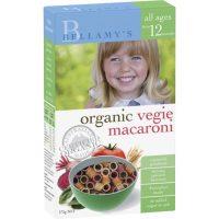 Bellamy's Organic Vegie Macaroni
