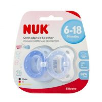NUK Orthodontic Soother