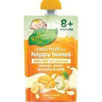 Rafferty's Garden Calci Fruit Baby Snacks 8m+