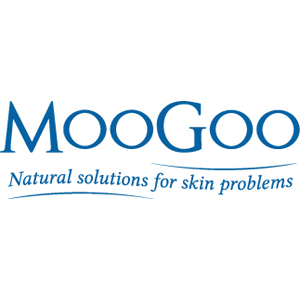 MooGoo Brand Logo - Natural solutions for skin problems