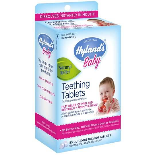 Hyland's Baby Teething Tablets   Reviews & Opinions - TmB