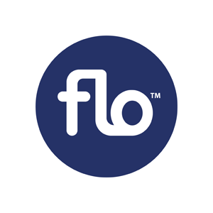 Flo circle logo