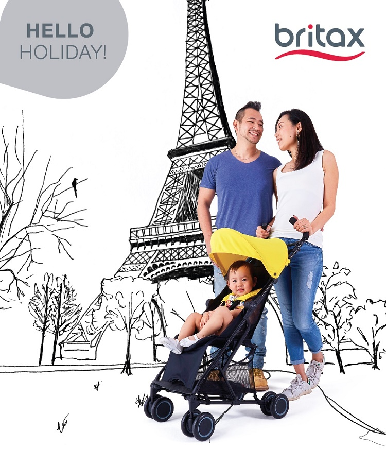Britax Holiday Stroller - Tell Me Baby