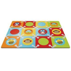 Skip Hop Playspot Foam Floor Tiles Zoo Tell Me Baby