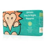 Bare Bubs Unisex Day & Night Nappies Small 3-8kg