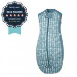 TMB 2020 Awards Highest Rated Sleeping Bag - ergoPouch Sheeting Sleeping Bag 1.0 Tog