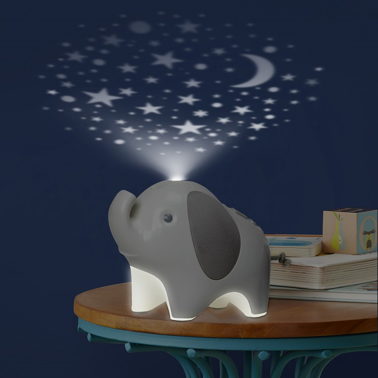Skip Hop Nursery Soother Elephant - Tell Me Baby