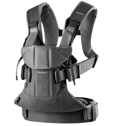 BabyBjorn Baby Carrier One - Tell Me Baby