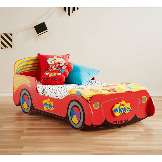 Fantastic Furniture Wiggles Big Red Car Toddler Bed Reviews Tell