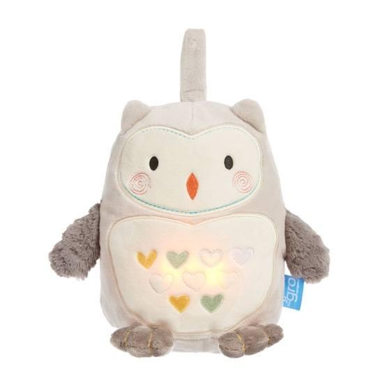 Gro Company Ollie the Owl Light & Sound Sleep Aid