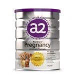 a2 Platinum Premium Pregnancy Formula 900g can