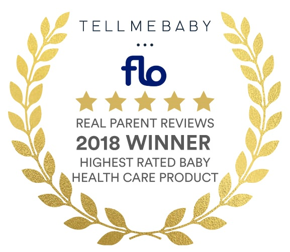 Tell Me Baby 2018 Baby Product Awards - Flo Baby Saline Spray wins for Best Baby Health Care Product
