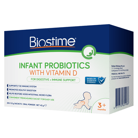 Biostime Infant Probiotics With Vitamin D Reviews Tell