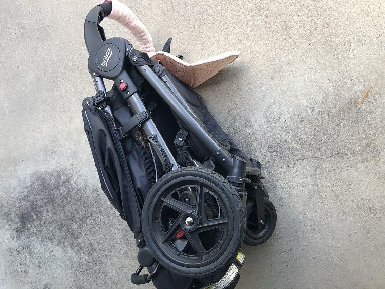 Steelcraft Agile SP Stroller