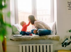 5 practical ways to help support your toddler's immune system
