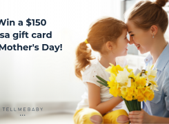 Win $150 this Mother's Day