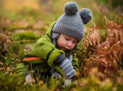 7 ideas for getting outdoors with your child