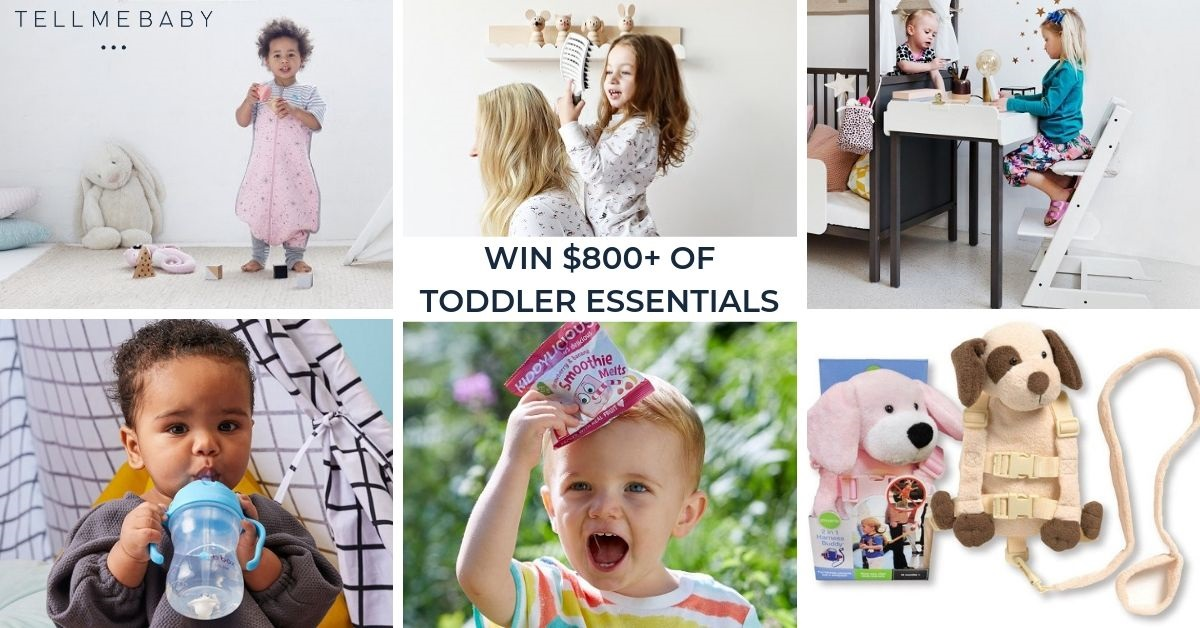 Toddler giveaway