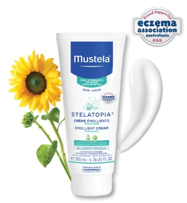 Mustela Stelatopia Emollient Cream - Tell Me Baby