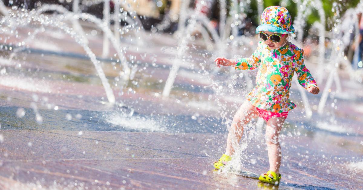10 summer toddler activities