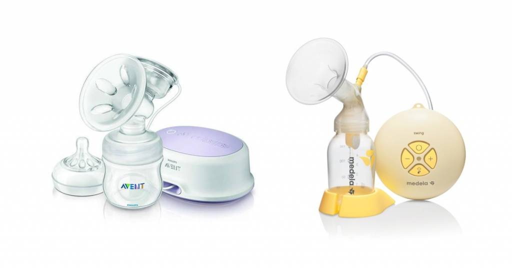 Medela Vs Philips Avent Electric Breast Pumps Compared Tell Me Baby