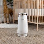 Beaba Air Purifier in a nursery room