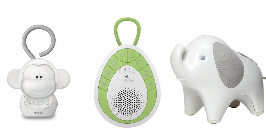 Best white noise machines for baby | Tell Me Baby